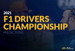 2021 F1 Drivers Championship Prediction