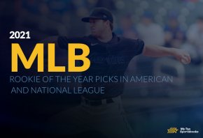 2021 MLB Rookie of the Year Picks in American and National League