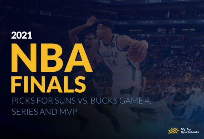 2021 NBA Finals Picks for Suns vs. Bucks Game 4, Series and MVP