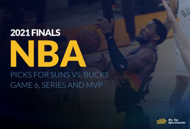 2021 NBA Finals Picks for Suns vs. Bucks Game 6, Series and MVP