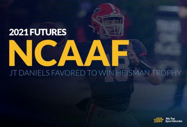 2021 NCAAF Futures: JT Daniels Favored To Win Heisman Trophy