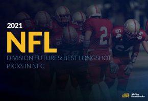 2021 NFL Division Futures: Best Longshot Picks in NFC