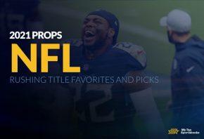 2021 NFL Season Props: Rushing Title Favorites and Picks