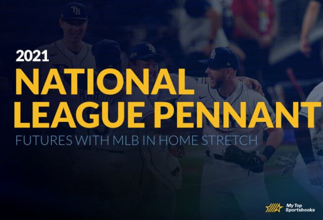 2021 National League Pennant Futures With MLB in Home Stretch