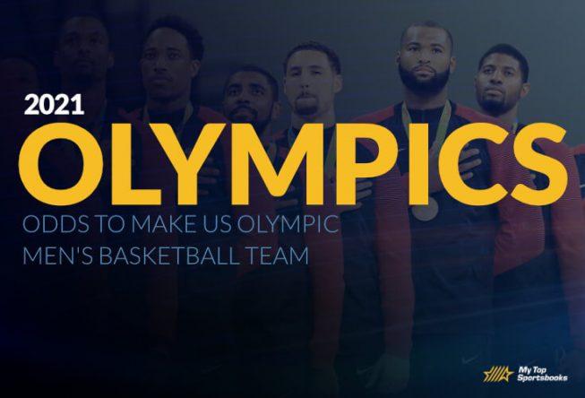 2021 OLYMPICS odds