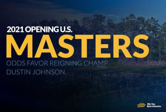 2021 masters opening odds