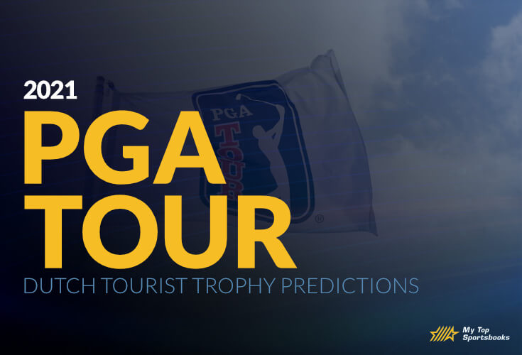 2021 pga tour betting