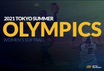2021 summer olympics womens softball