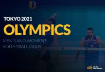 Men's and Women's Volleyball Odds