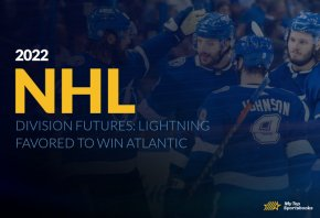 2022 NHL Division Futures: Lightning Favored To Win Atlantic