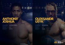 Anthony Joshua vs Oleksandr Usyk Betting Odds & Picks