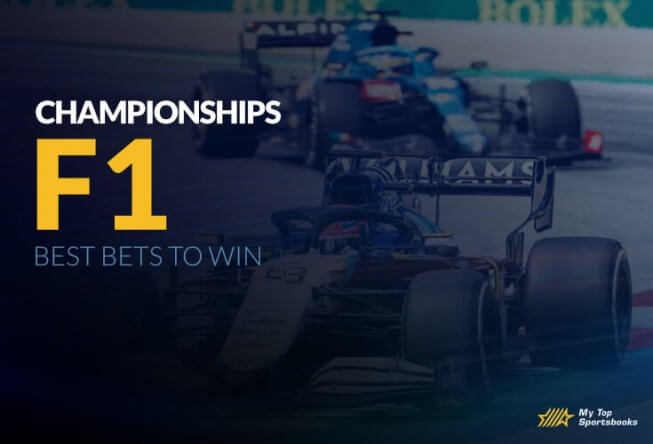Best Bets To Win F1 Championships