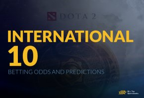 betting odds and predictions for the international 10