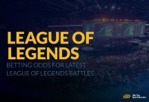 Betting Odds for Latest League of Legends Battles