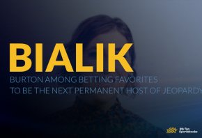 Bialik, Burton Among Betting Favorites to be the Next Permanent Host of Jeopardy!