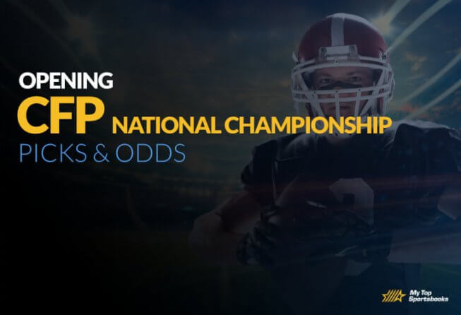 cfp national championship odds
