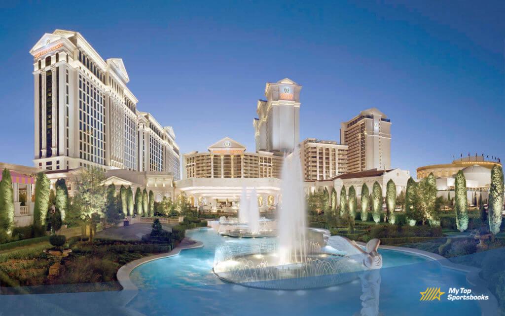 ceasers place las vegas casino