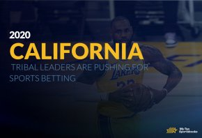 California tribal leaders are pushing for sports betting