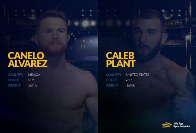 Canelo Alvarez vs Caleb Plant Betting Odds & Picks