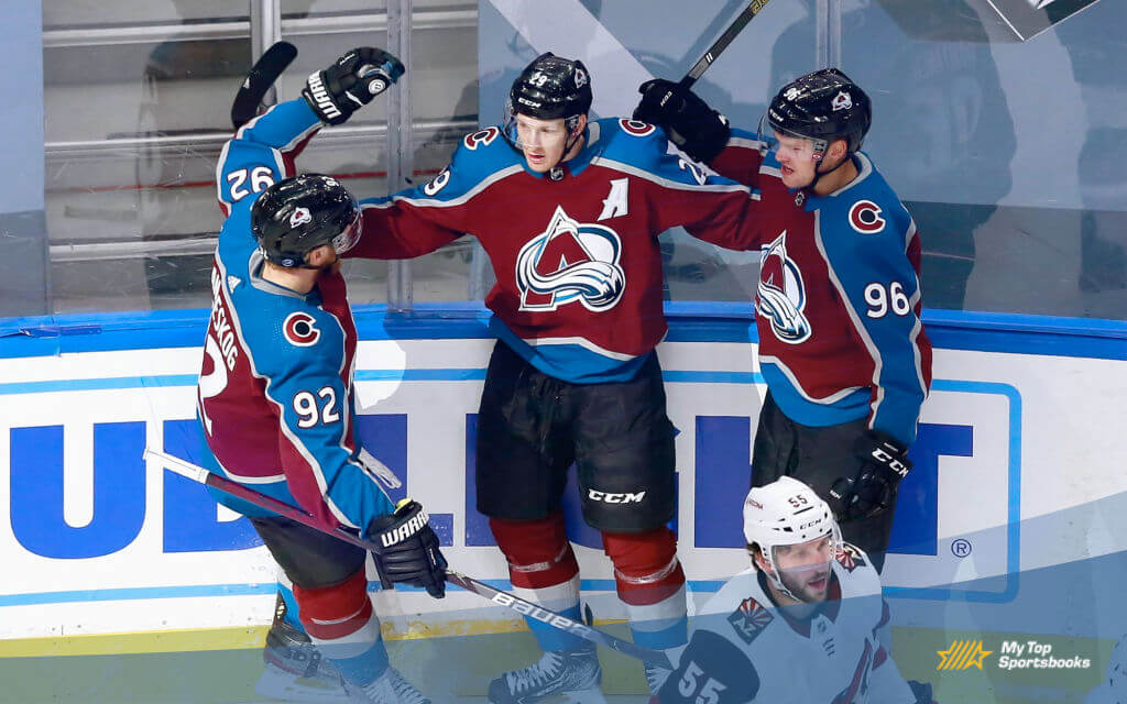 colorado avalanche betting odds