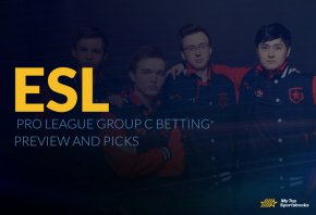 ESL Pro League Group C Betting Preview and Picks