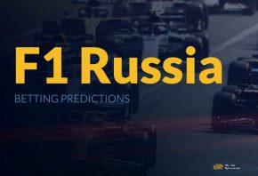 F1 Russia Betting Predictions