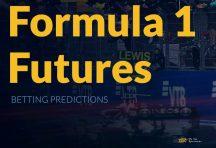 Formula 1 Futures Betting Predictions