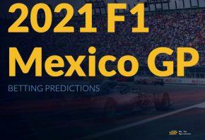 2021 F1 Mexico GP Betting Predictions