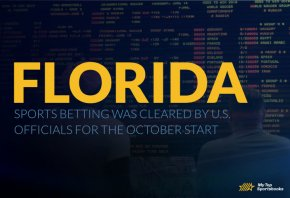 Florida sports betting was cleared by U.S. officials for the October start