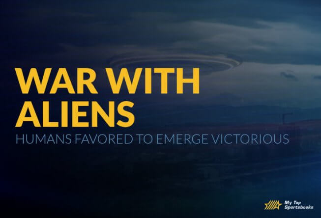 Humans Favored to Emerge Victorious in Coming War with Extraterrestrials
