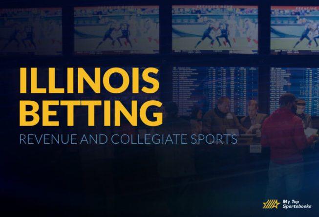 Illinois Betting Revenue and Collegiate Sports