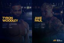 Jake Paul vs Tyron Woodley Betting Odds & Picks