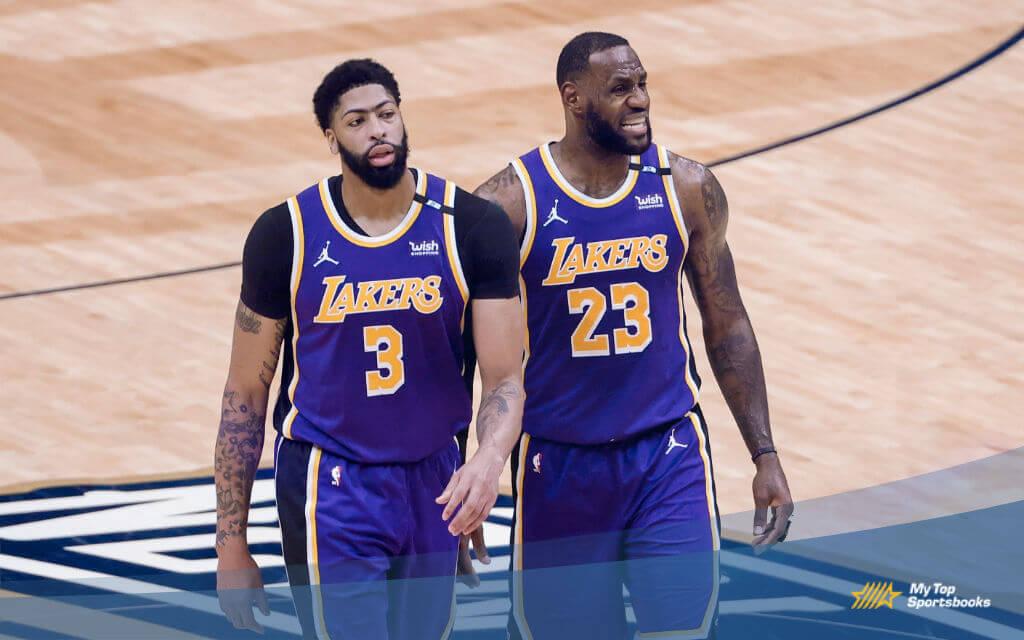 LA Lakers Betting Odds