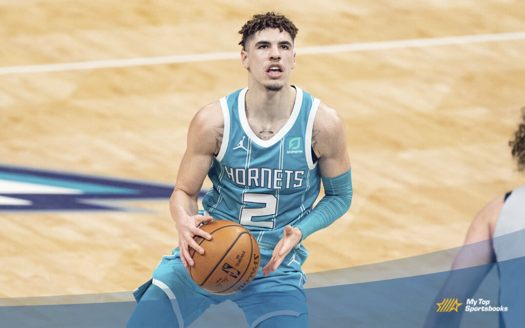LaMelo Ball Rookie odds