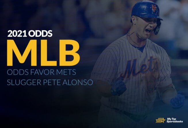 mlb 2021 odds pete alonso