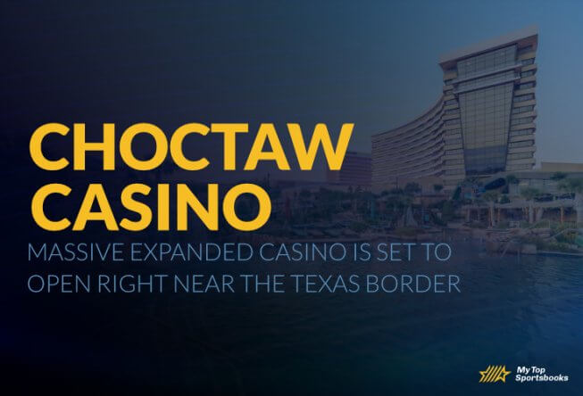 Massive expanded casino is set to open right near the Texas border