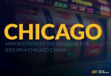 Mayor extended the deadline for bids on a Chicago casino
