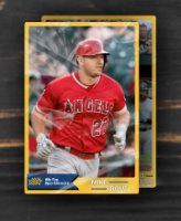race to 500 Mike Trout humeruns race article