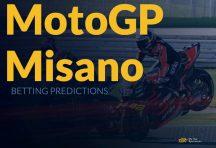 MotoGP Misano Betting Predictions