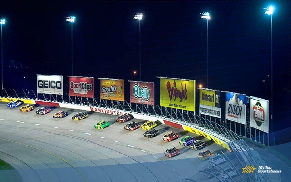 NASCAR Las Darlington Betting Picks and Odds