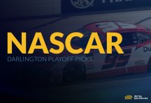 NASCAR Darlington Playoff Picks