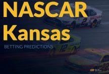 NASCAR Kansas Betting Predictions