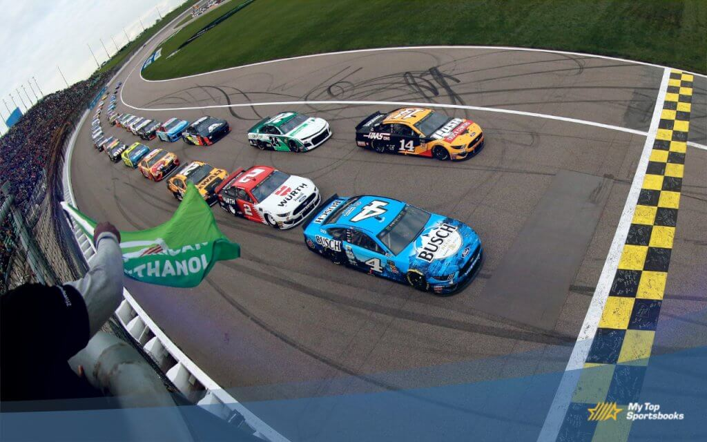 NASCAR Kansas Betting Picks and Odds
