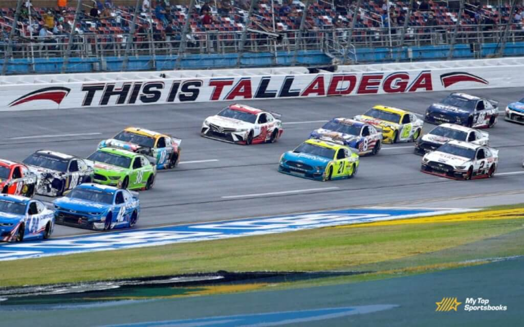 NASCAR Las Talladega Betting Picks and Odds