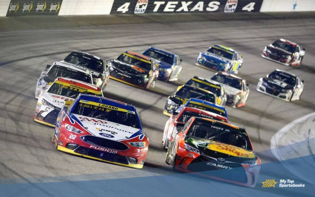 nascar Texas racetrack