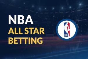NBA all star betting