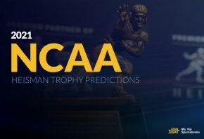 NCAA 2021 Heisman Trophy Predictions