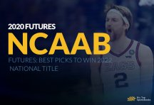 NCAAB Futures: Best Picks To Win 2022 National Title