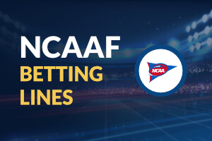NCAAF Betting Lines