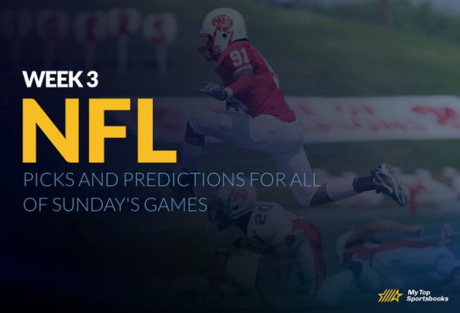 NFL Week 3 Picks and Predictions for all of Sunday's Games